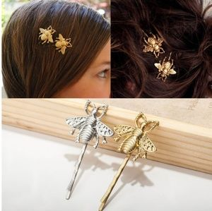 One Large Bumble Bee Hair Pin Clip Accessory